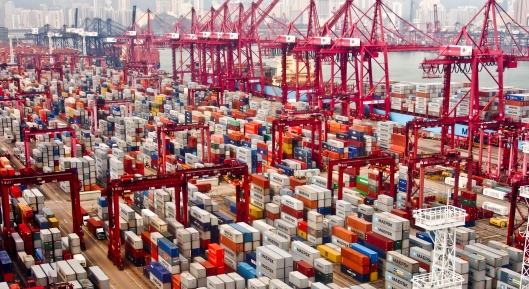 I hope they know which one is ours! http://www.dreamstime.com/royalty-free-stock-images-hong-kong-port-image27974799