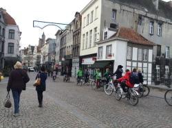 From Mechelen ...