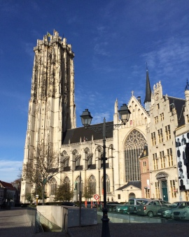 St. Rombouts and its magnificent tower