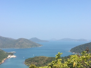 This was taken from the MacLehose Trail in Sai Kung East Country Park last week. I was on a hike with my wonderful Meet-Up group.