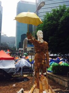 Occupy, Hong Kong