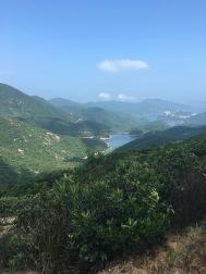 Quarry Bay hike view