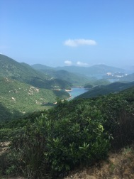 Quarry Bay hike view